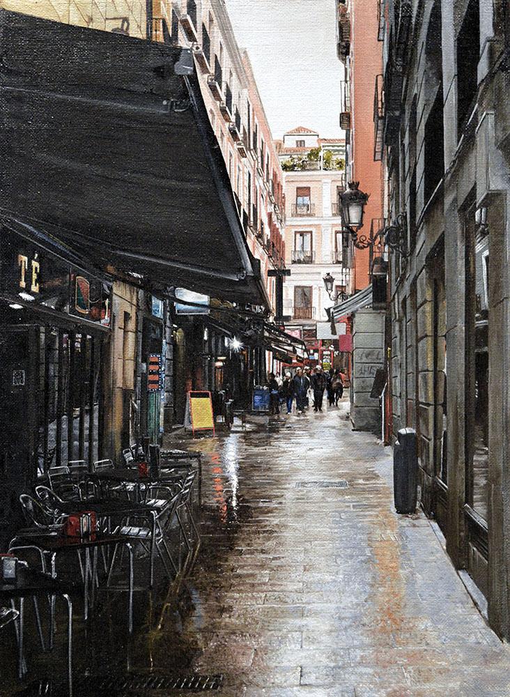 Calle Cádiz, Madrid