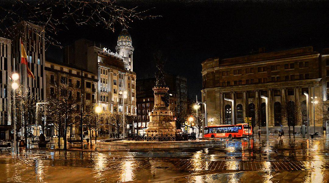 Una Plaza de España que no deja indiferente