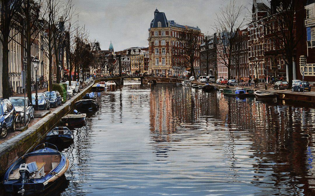 Paseo por el impronunciable Canal