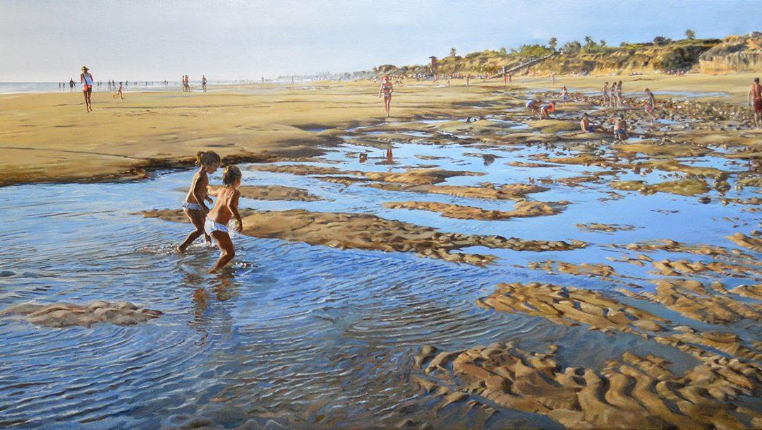 Relatos en la playa