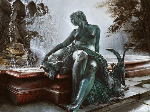 El baño de Oder